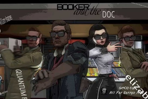 Booker and the Doc