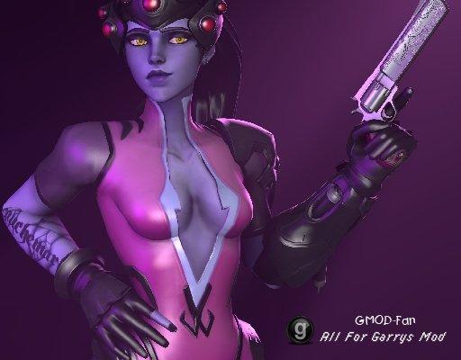 Overwatch - Widowmaker Playermodel
