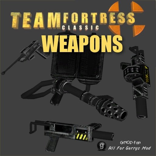 Team Fortress Classic Weapons