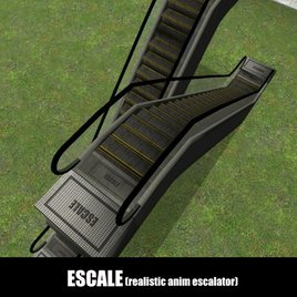 Escale ( Escalator models )
