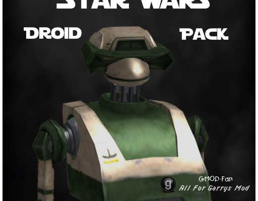 CGI CIS Droid Pack