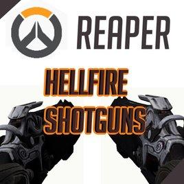 [TFA] Hellfire Shotguns