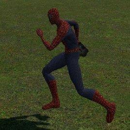 Better / Realistic Running Animation